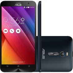 Smartphone Asus Zenfone 2 ZE551ML 4GB RAM 1.8GHz 16GB Intel Atom Z3560 13,0 MP 2 Chips Android 5.0 (Lollipop) 3G 4G Wi-Fi