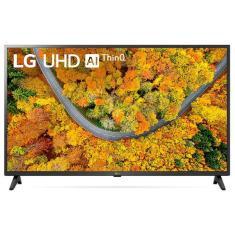 "Smart TV LED 43"" LG ThinQ AI 4K HDR 43UP7500PSF"