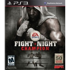 Jogo Fight Night Champion PlayStation 3 EA