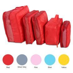 Imagem de Conjunto de malas de armazenamento hdwiss 5 unidades para armazenamento de mala de viagem