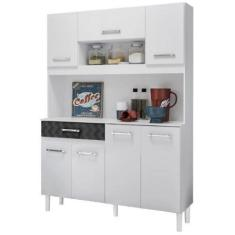 Imagem de Cozinha Compacta 1 Gaveta 7 Portas Magazin Nicioli