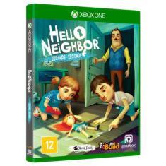 Imagem de Jogo Hello Neighbor: Hide and Seek Xbox One Tiny Build