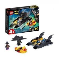 Imagem de Lego Super Heroes - Perseguição De Pinguim Em Batbarco