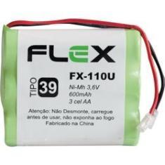 Bateria Telefone S/ Fio 3.6V 600MAH PLUG Univer (5415329877632)