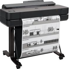 Imagem de Impressora Plotter Sem Fio HP Designjet T650 Jato de Tinta Colorida