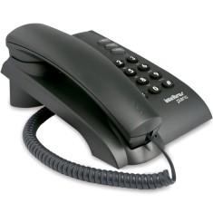 Telefone com Fio Intelbras Pleno sem Chave