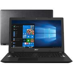"""Notebook Acer Aspire 3 A315-53-34Y4 Intel Core i3 8130U 15,6"""" 4GB HD 1 TB 8ª Geração"""