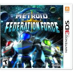 Jogo Metroid Prime: Federation Force Nintendo 3DS