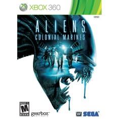 Jogo Aliens: Colonial Marines Xbox 360 Sega