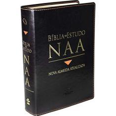 NAA Bíblia de Estudo Nova Almeida Atualizada - Varios Autores - 9788531115899