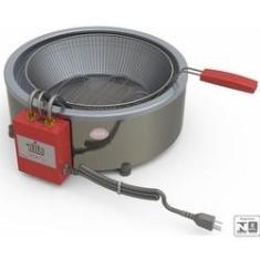 Imagem de Tacho Fritador Eletrônica 7 litros PR-70EL - Progás