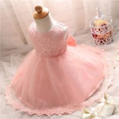 Imagem de Vestido de Festa Infantil Princesas
