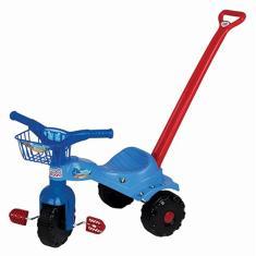 Imagem de Triciclo Magic Toys Tico-Tico Tubarão