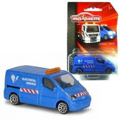 Imagem de Miniatura Renault Trafic Electrical Service - Majorette 1:64