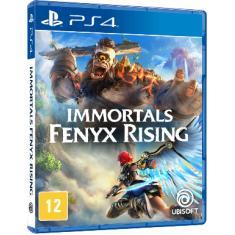 Imagem de Pré-venda Jogo Immortals Fenyx Rising PS4 Ubisoft