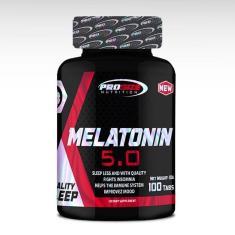 Imagem de Melatonina 5Mg (100 Tabs) - Pro Size Nutrition