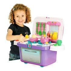 Imagem de Mini Cozinha Infantil Portátil - Homeplay