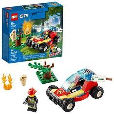 Imagem de Lego CITY Fogo Florestal 60247