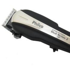 e627e0b95 Fotos (4). 0; 1; 2; 3. Máquina de Cortar Cabelo Philco Dual Action 2