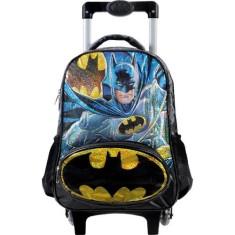 Imagem de Mochila com Rodinhas Escolar Xeryus Bat Symbol 16 5390