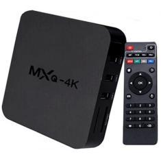 Smart TV Box MXQ Ultra Hd 4K Android TV