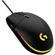 Imagem de Mouse Gamer Óptico USB G203 - Logitech