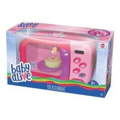 Imagem de Brinquedo Baby Alive Microondas Com Sons E Luzes Lider 313