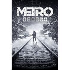 Jogo Metro Exodus Xbox One Deep Silver