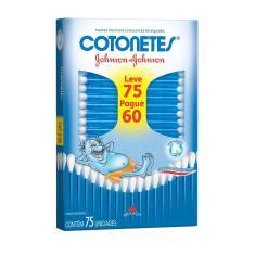 Imagem de COTONETES® JOHNSON`S® Leve 75 Pague 60 Johnson & Johnson