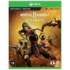 Jogo Mortal Kombat 11 Ultimate Xbox Series Warner Bros