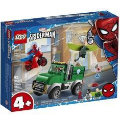 Imagem de LEGO Super Heroes - O Assalto ao Caminhoneiro de Vulture - 76147