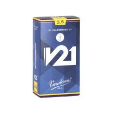 Palheta V21 3,5 Para Clarinete Eb Com 10 Cr8135 Vandoren