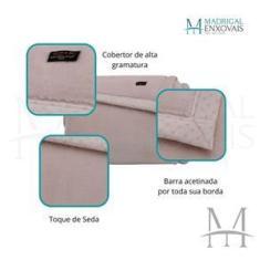 Imagem de Cobertor King Kacyumara Blanket 700 Liso 2,40x2,60m Rosê