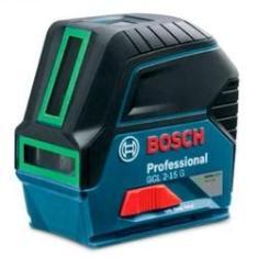 Imagem de Nível a laser verde com 2 linhas e 2 pontos de prumo - GCL 2-15G - Bosch