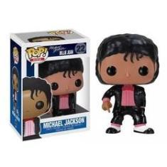 Imagem de Funko Pop Rock Michael Jackson Billie Jean # 22