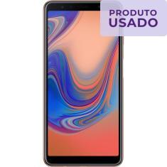 Smartphone Samsung Galaxy A7 2018 Usado 128GB Android