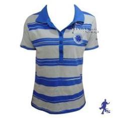 Imagem de Camisa Polo Feminina Cruzeiro - CR99012V