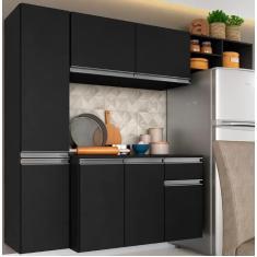 Imagem de Cozinha Compacta 1 Gaveta 7 Portas Diana Móveis Arapongas