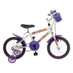 Bicicleta KLS Aro 16 Freio V-Brake Monster 254