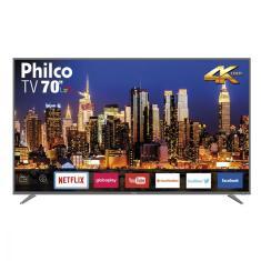 """Imagem de Smart TV LED 70"""" Philco 4K PTV70Q50SNSG 3 HDMI"""