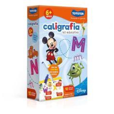 Imagem de Kit Educativo - Disney - Caligrafia - Toyster