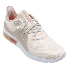20e56cd5a45 Tênis Nike Feminino Corrida Air Max Sequent 3