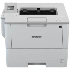 Imagem de Impressora Brother HL-L6402DW Laser Preto e Branco Sem Fio