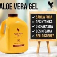Suco de Aloe Vera Gel 99,7% Estabilizado - Forever