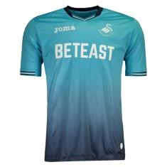 Camisa Swansea II 2016 17 sem Número Torcedor Masculino Joma a24ab23003883