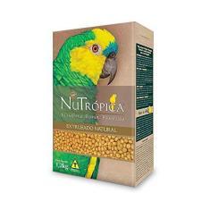 Imagem de Nutrópica Papagaio Ração Natural - 1,2kg