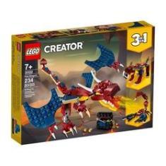 Imagem de LEGO Creator - Dragão de Fogo - 31102