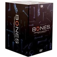 Imagem de Box Dvd Bones 1 A 5 Temporada - 29 Discos