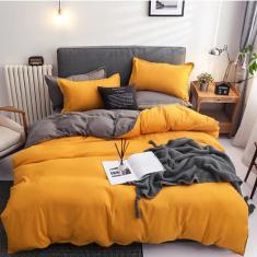 Imagem de Jogo de cama casal super king 7 peças  decor