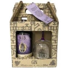 Imagem de Kit Gin Nib Original 1000Ml + Taça